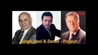 Shkelzen Jetishi, Ismet Peja&Zenel Doli - Live Potpuri 74.22min