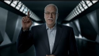 A Game of Touch - featuring Phil Jackson and the ASUS TAICHI