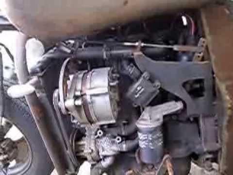 moto com motor de carro1.8 injeção eletronica