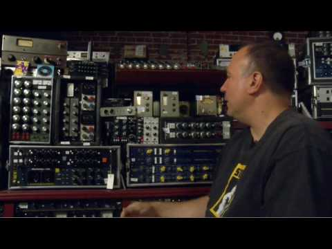 Pete's Place Audio BAC 500 Series & Electrodyne with Joe Barresi