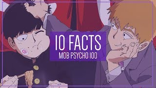Mob Psycho 100: 10 Facts You Didn't Know Video