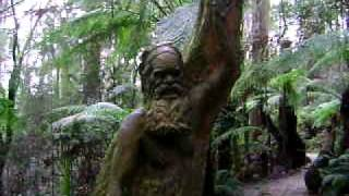 Mount Dandenong Ranges Australia  city images : William Ricketts sanctuary, Dandenong Ranges