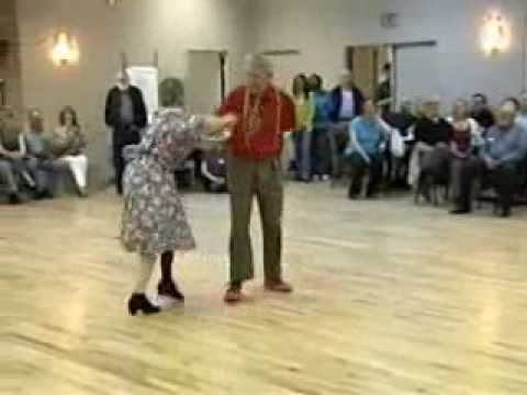 Funny Old people dance