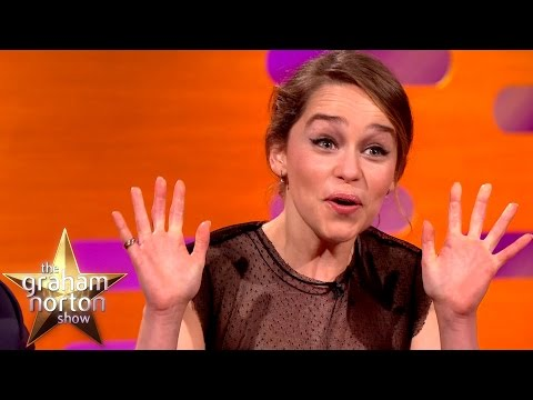 Video Emilia Clarke Watched Game Of Thrones Nude Scene With Her Parents  - The Graham Norton Show download in MP3, 3GP, MP4, WEBM, AVI, FLV January 2017