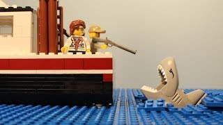 LEGO Cyclops - JAWS - Stopmotion