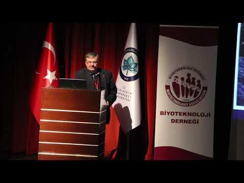 Prof. Dr. Tanıl KOCAGÖZ - 2. Ulusal Biyoteknoloji Öğrenci Zirvesi