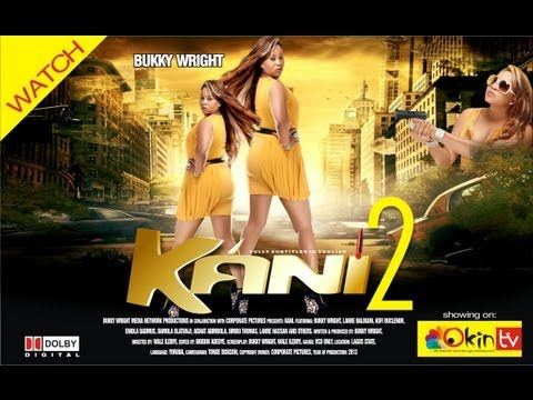 KANI 2 YORUBA NOLLYWOOD ACTION MOVIE STARRING BUKKY WRIGHT