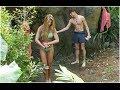 Amy Willerton and Joey Essex Sexy Shower Together