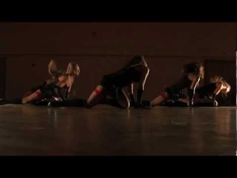 Стрип пластика - постановка Анастасии Соболевой
