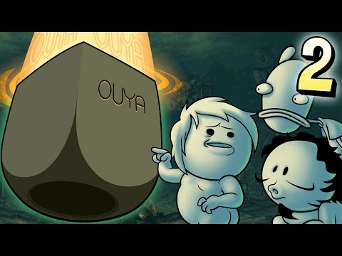 Oney Plays Ouya WITH FRIENDS - EP 2 - Oy, I Die
