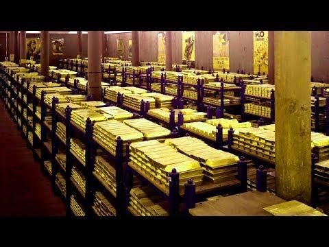 العرب اليوم - تعرف على كمية الذهب الموجودة في العالم
