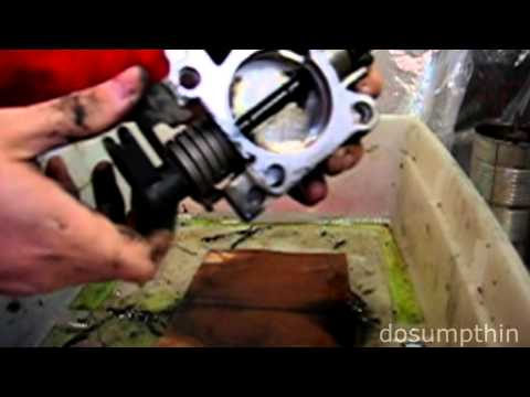 Sticking gas pedal fix – Saturn S-Series cars and others, sticky gas pedal