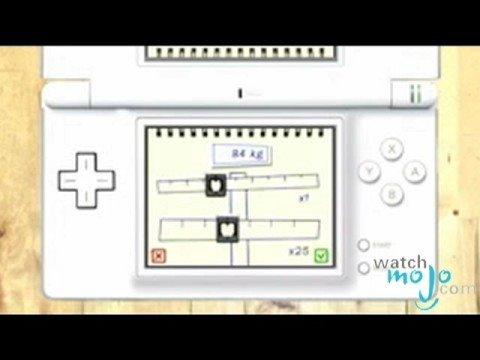 Mon Coach Personnel : Je Garde la Ligne Nintendo DS