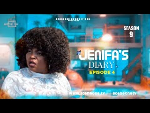 Jenifa's Diary S9EP4- WEDDING FEVER