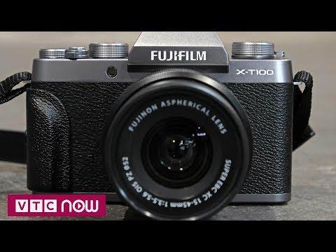 Fujifilm X-T100 tại Việt Nam: Giá rẻ, màn hình lật | VTC1 - Thời lượng: 48 giây.
