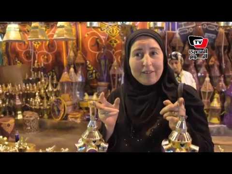 رغم ارتفاع أسعاره.. إقبال المواطنين على شراء فانوس رمضان: منقدرش نستغنى عنه