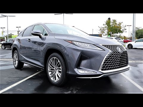 2022 Lexus RX 350: Has Anything Changed For 2022?