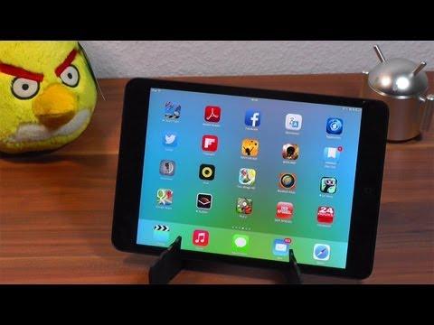 Top 15 iOS 7 Apps fürs iPad und Apple iPad Mini – Deutsch | German