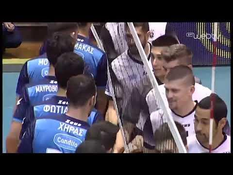 Τελικός Κυπέλλου: ΠΑΟΚ – ΗΡΑΚΛΗΣ 3-1 | VOLLEY | 20/4/2019 | ΕΡΤ