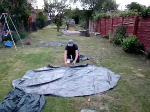 Chub Cyfish+ 2 Man Bivvy and Overwrap available @ Bobs Bargain Tackle (видео)