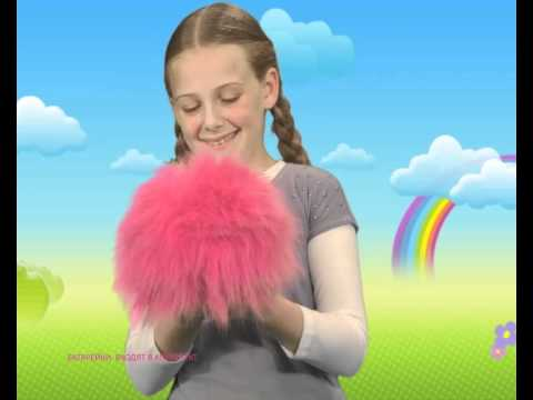Мягкая интерактивная игрушка Flufflings «Лохматик Минди»