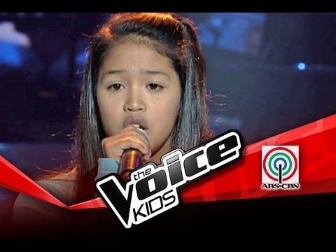 "The Voice Kids Philippines Blind Audition ""We Can't Stop"" by Kyle"