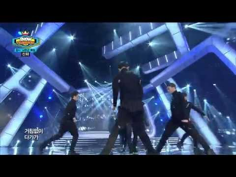 쇼챔피언 - episode-139 Shinhwa - INTRO+This Love (видео)
