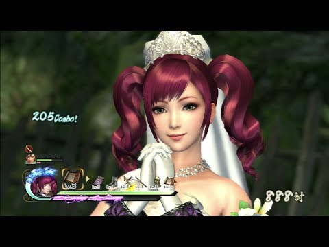 Video Sengoku Musou 4/Samurai Warriors 4:Gracia Gameplay with DLC Costume (Chaos/Hell Difficulty) download in MP3, 3GP, MP4, WEBM, AVI, FLV January 2017