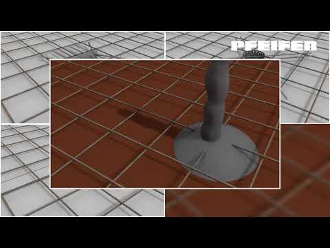 System kotew do ścian warstwowych PFEIFER