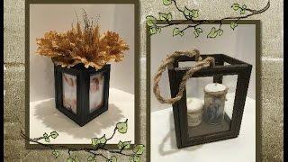 Dollar Tree DIY Terrarium | Diy Lantern | Dollar Tree Farmhouse Diy