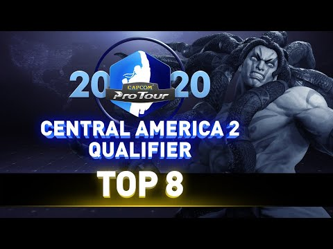 CPT 2020 Online Central America #2 - Top 8
