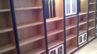 Art Deco Bookcases phase2