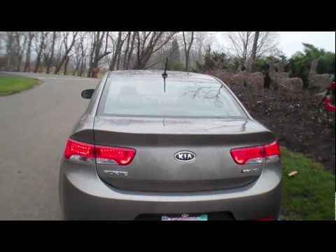 2012 Kia Forte Koup sx.m4v  new car review BY Bob Kocher