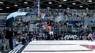Tony Danridge - 2010 D-League Dunk Contest