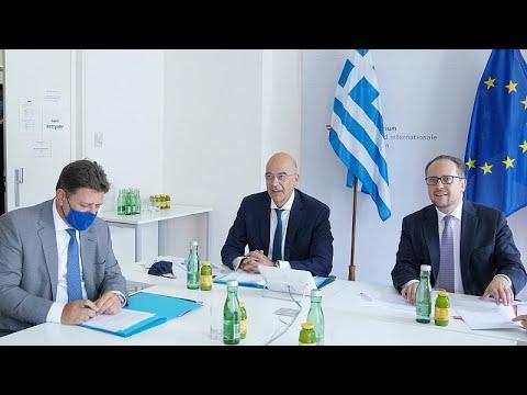 ΕΕ: «Απόλυτη στήριξη» σε Ελλάδα και Κύπρο