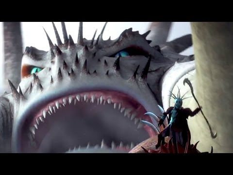 """The GIGANTIC Dragon "" How to Train Your Dragon 2 Movie Clip"