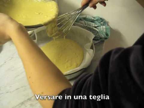 torta al cioccolato bianco e mandorle - ricetta