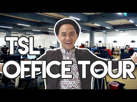 THESMARTLOCAL'S NEW OFFICE TOUR! IS IT BABY GOOGLE? | TSL Vlogs