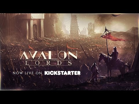 Avalon Lords - New MMORTS | Official Trailer