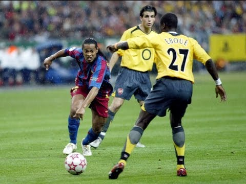 barcelona - On May 17, 2006, Barça had its name engraved on the Champions League trophy for the second time after overcoming Arsenal 2-1 in Paris.