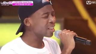 Video WOW!!!! Orang Afrika Ini Diremehkan Tak Mampu Bernyanyi Bahasa Korea, Tapi Ternyata... MP3, 3GP, MP4, WEBM, AVI, FLV Mei 2019