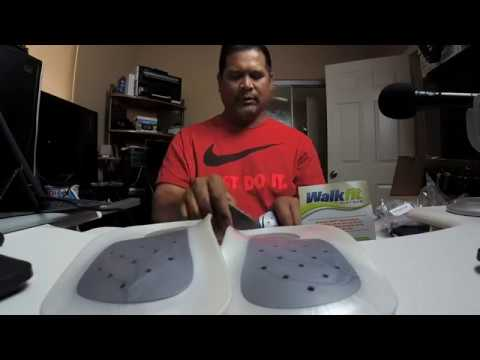 WALKFIT PLATINUM FOOT ORTHOTICS -