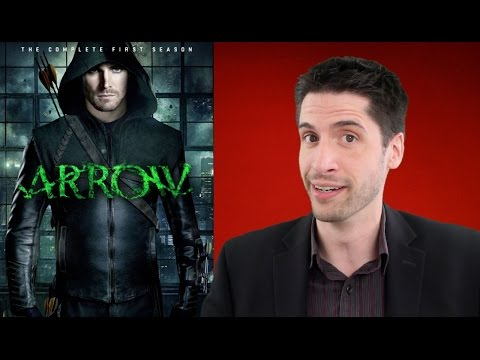 Arrow season 1 review