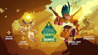 Видео к игре Gigantic из публикации: Вышло крупное обновление Eternal Dawn для Gigantic