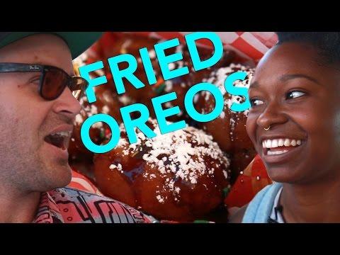 Fried Fair Food Telephone • Feast Mode Hunger Squad