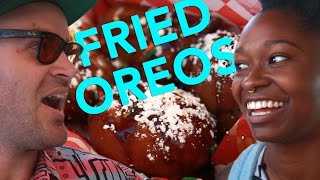 Fried Fair Food Telephone • Feast Mode Hunger Squad