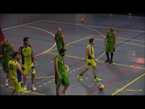 Resumen. Club Baloncesto La Higuerita & AD Ayamonte