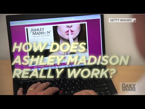 We went undercover on Ashley Madison and learned A LOT