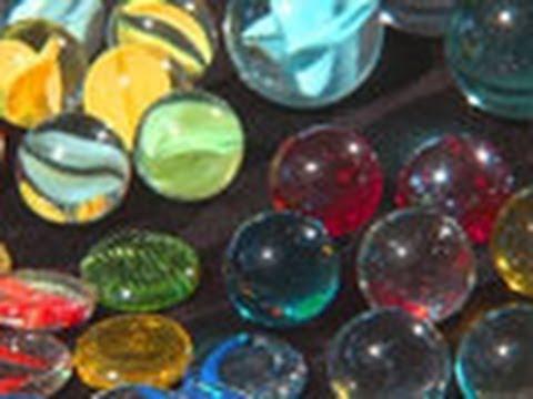 超酷!小時候最喜歡玩的「彈珠」製做過程大公開