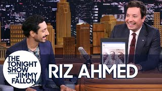Riz Ahmed Could Start a Boy Band with Guys He Met During an Airport Security Search